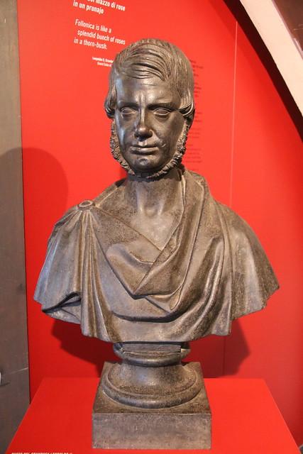 Leopoldo Arcangeli, Busto del Granduca Leopoldo II, 1844