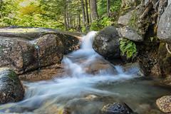Flume Brook Falls