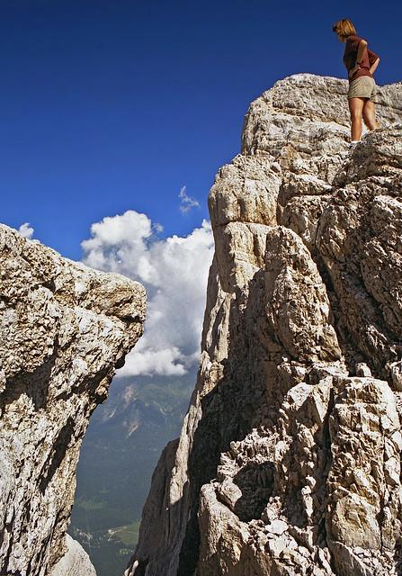 Monte Pelmetto notch