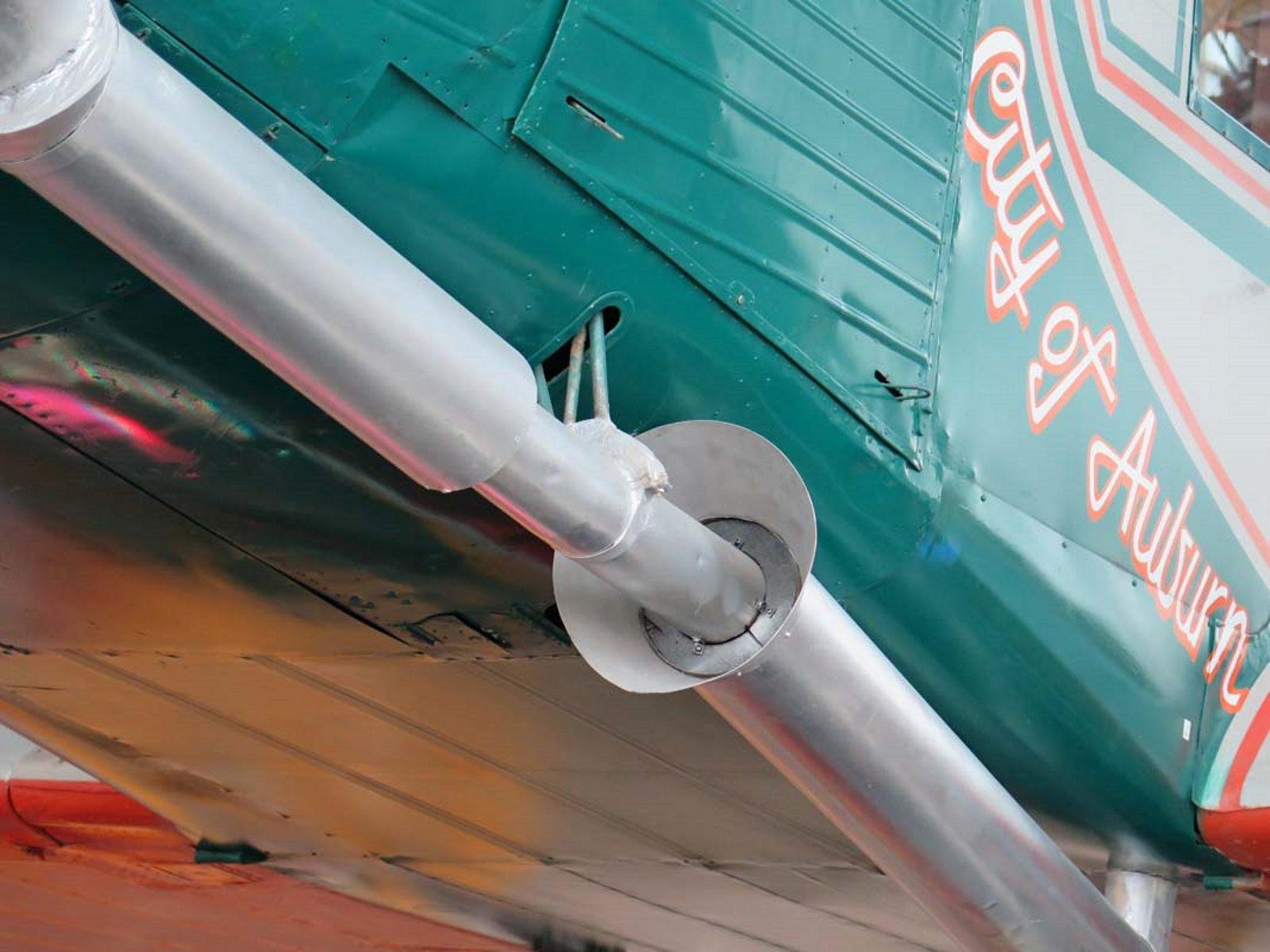 Boeing Model 80A-1 9