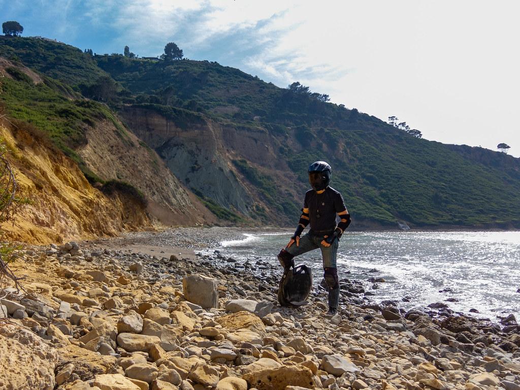 KS16X at Palos Verdes Beach