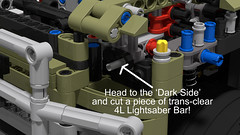 PF Headlight Mod for 42110