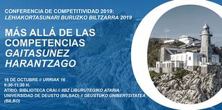 Presentación Informe de Competitividad 2019