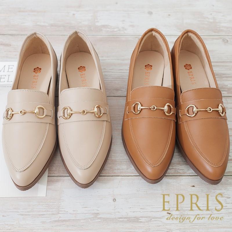 文青 平底鞋