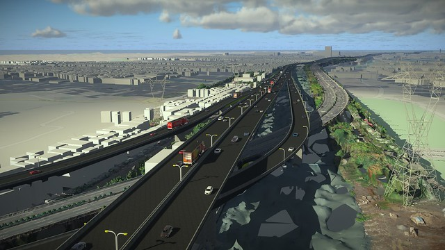 1065_Interdisciplinary BIM Results in Projected Design and Build Savings for Harbour Road 2 Double Decker Bridge Project in Jakarta (2)