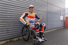 Takuma Aoki. GP de Japón 2019. Media Day