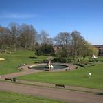 Victorian Miller Park in Preston