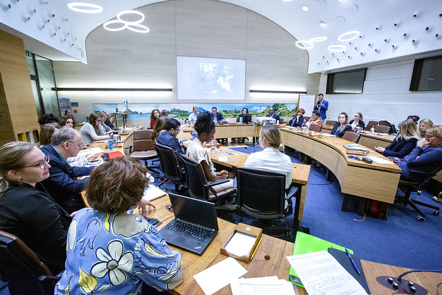 CFS 46 Side Event: SE124 Telling Stories of People-Centered Land Governance to Drive Change