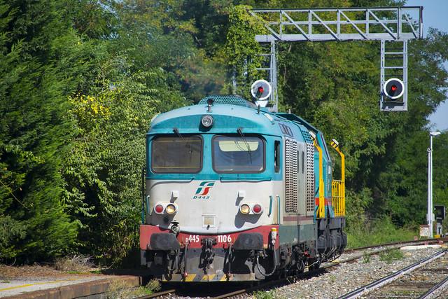 D445.1106 + D146.2022 I-MIR Manovra a Verzuolo