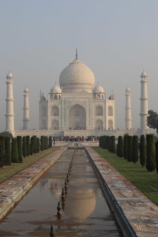 印度泰姬瑪哈陵(Taj Mahal)