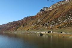 Uri - Oberalpsee 2027 m