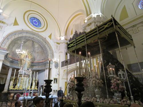 Procesión extraordinaria de Maria Santisima del Rosario de Arahal.