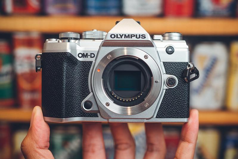 OM-D E-M5 MarkIII|OLYMPUS