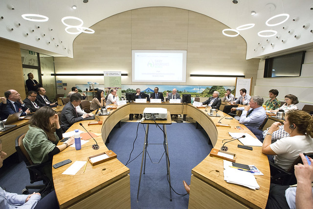 CFS 46 Side Event: SE131 Enhancing Food Security through Innovation in Sustainable Livestock Systems