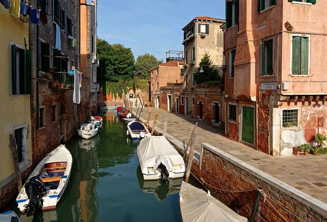 Venezia / Rio de Trapolin / Fondamenta Moro