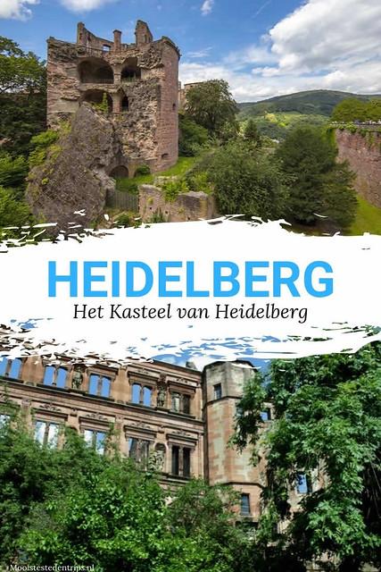Kasteel van Heidelberg | Mooistestedentrips.nl