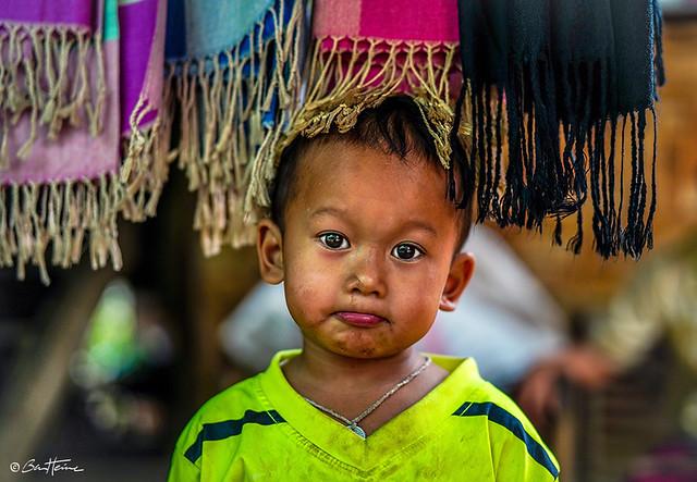 Thai Boy (Ben Heine Photography)