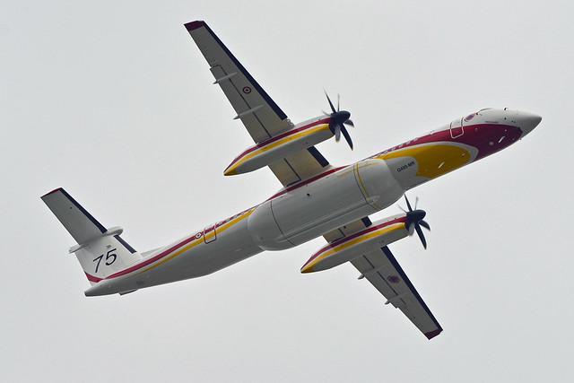 2019.07.14.049 PARIS - Bombardier Dash 8 Q400MR Fireguard - Milan 75 (F-ZBMH - cn.4577) Sécurité Civile
