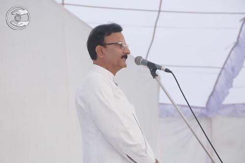Speech by Pradhuman Mehta Sanyojak