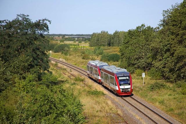 2 x HANS 640 - RB 62299  Stendal - Rathenow  - Hämerten