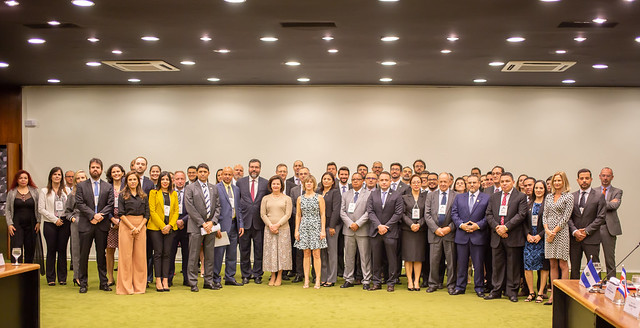 Second Meeting of the Latin America and Caribbean Anti-Corruption Law Enforcement Network, September 2019