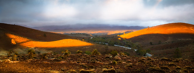 A View of the Flinders Ranges