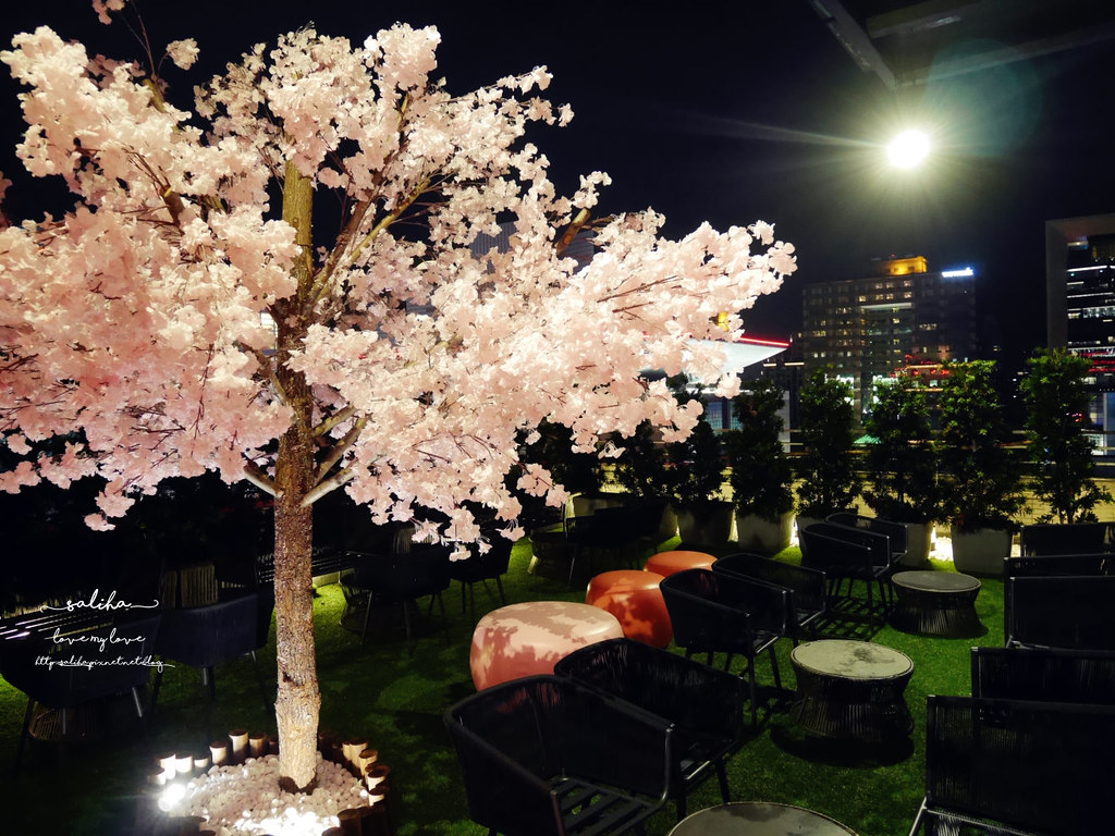 台北信義區Att4Fun浪漫夜景餐廳美滋鍋 (2)