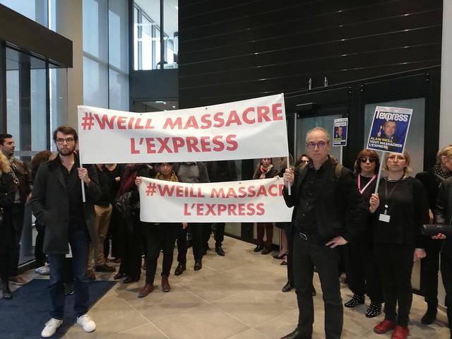 PSE à L'Express