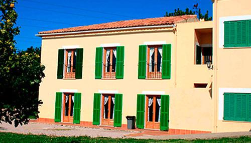 Inauguració casa de colònies Bincanella (Bunyola, Mallorca)