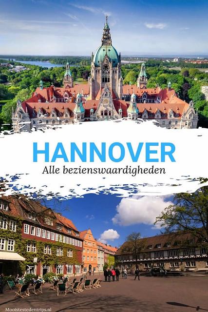 Bezienswaardigheden Hannover: ontdek de leukste bezienswaardigheden in Hannover | Mooistestedentrips.nl