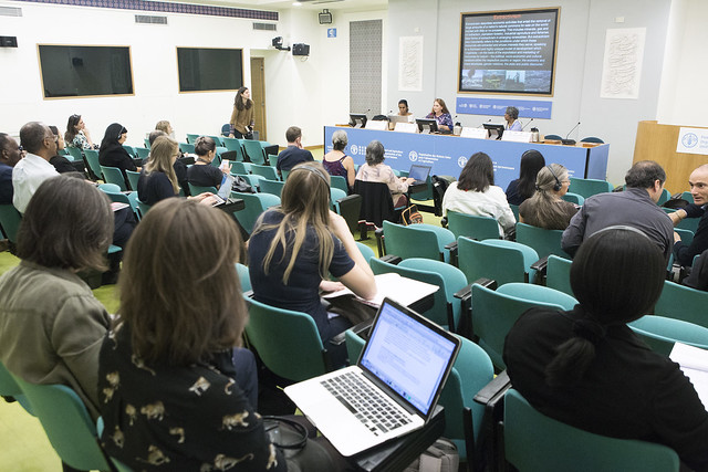 CFS 46 Side Event: SE084 The impact of extractivism on women's right to food and the struggle for a just transition