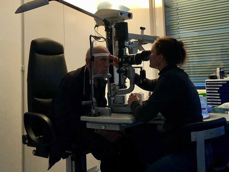 Optiker visit