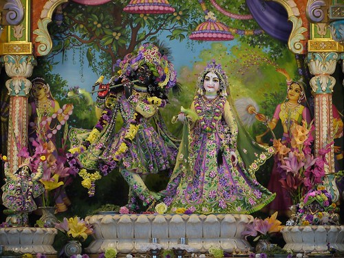 ISKCON Hungary Deity Darshan 16 Oct 2019