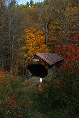 Blacksmith Shop Covered Bridge
