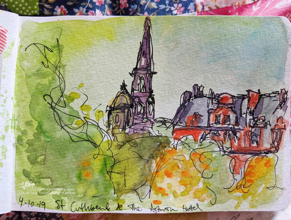Edinburgh St Cuthbert Church