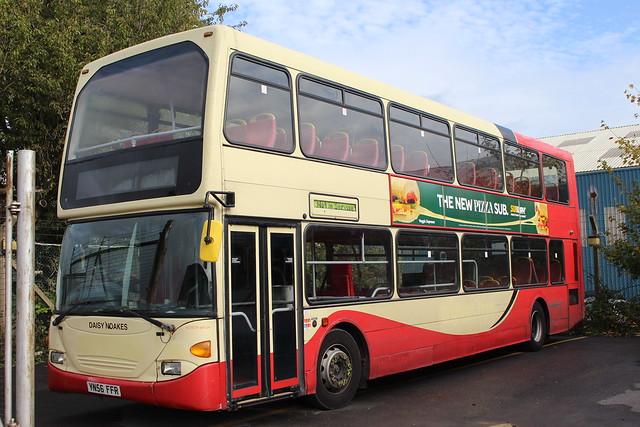 YN56FFR Bluestar (ex 914 Brighton & Hove)