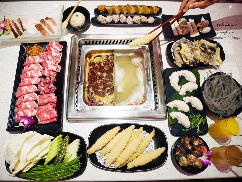 台北Att4Fun101世貿附近夢幻氣氛好浪漫火鍋餐廳美滋鍋約會推薦 (5)