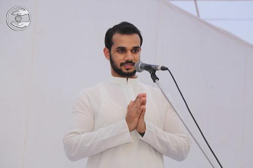 Speech by Vivek Chaudhary, Grandson of Late Balbir Ji