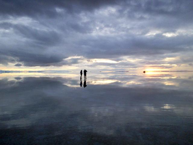 Sunrise Salar Uyuni Bolivia _0444