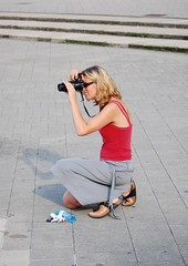 A Photographer in Wien