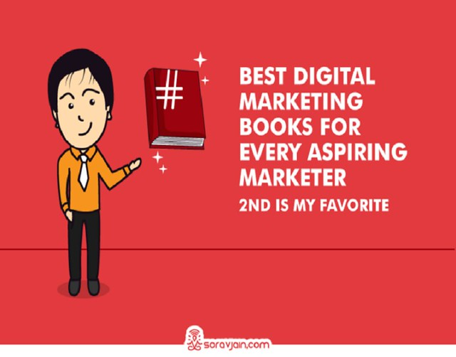 best digital marketing books - Sorav Jian
