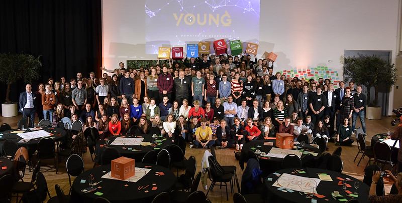 Young Talent Lab 16 oktober 2019