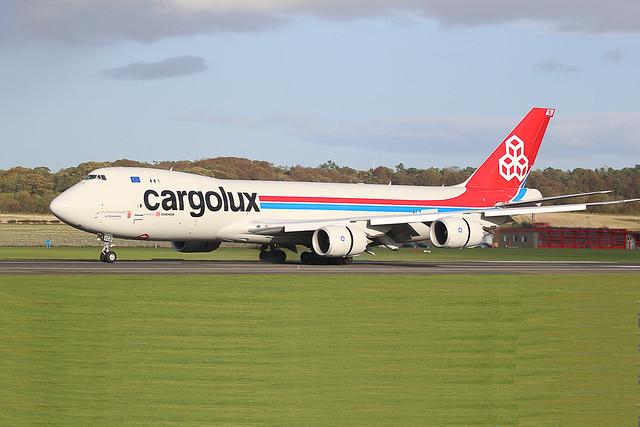 Cargolux B747