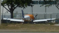 Socata Tampico en el aerodromo de Empuriabrava