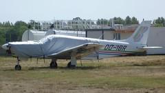 Piper Saratoga en el aerodromo de Empuriabrava