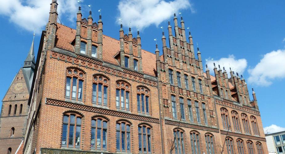 Bezienswaardigheden Hannover: Altes Rathaus | Mooistestedentrips.nl