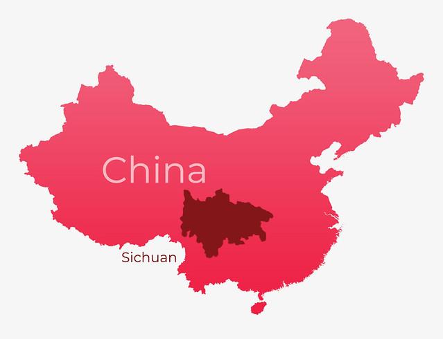 china-map-Sichuan