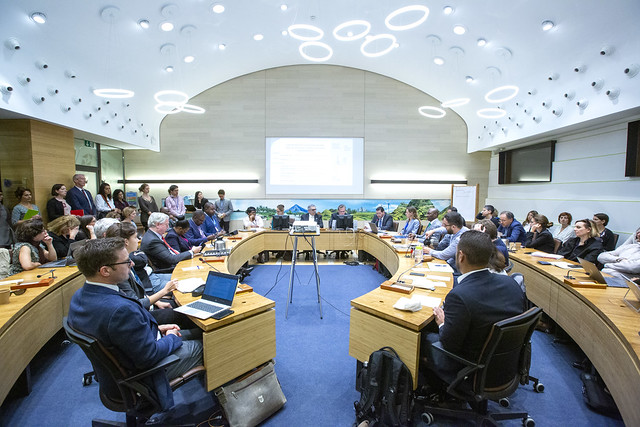 CFS 46 Side Event: SE036 Climate finance's role in food security: How can the Green Climate Fund unlock transformation