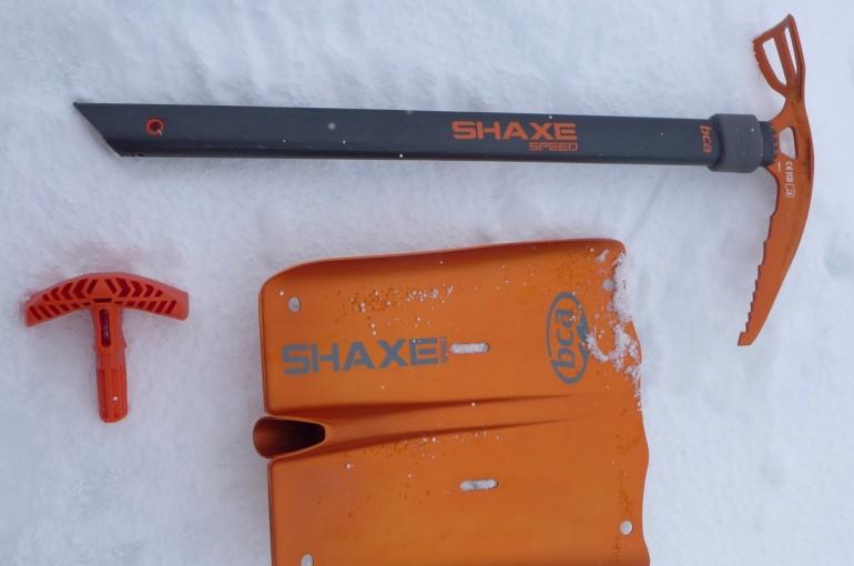 Recenze BCA SHAXE Tech a Speed