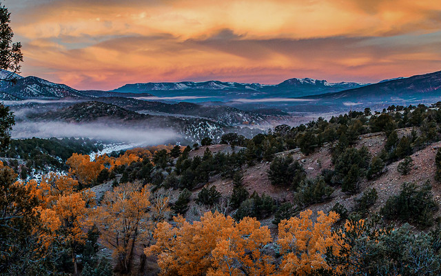 Oct 10,2017 sunrise landscape